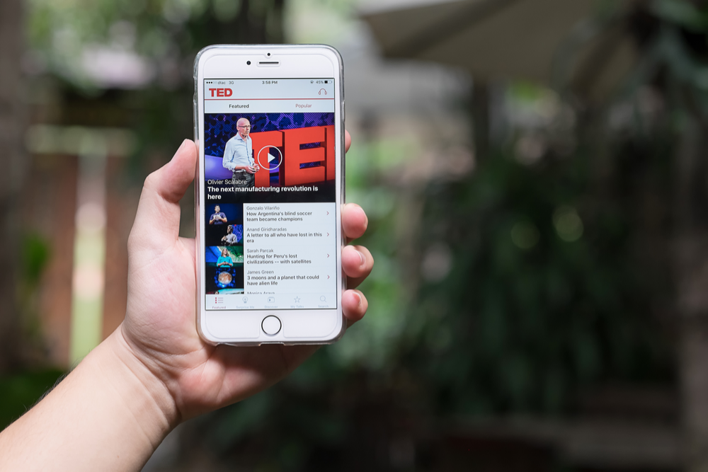 ted talks for real estate