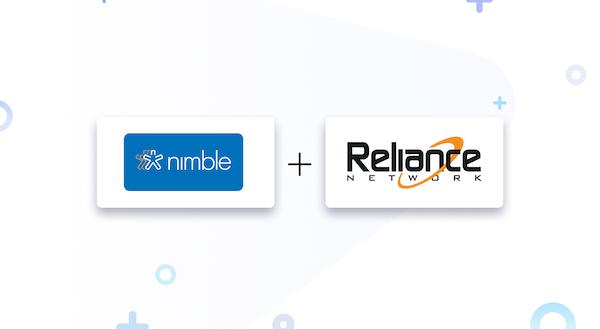 Nimble + Reliance Network